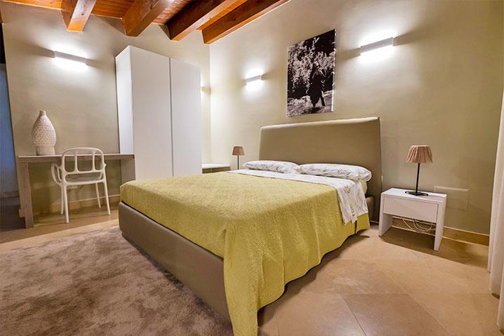 Camera da letto - Suite Domus Hyblaea