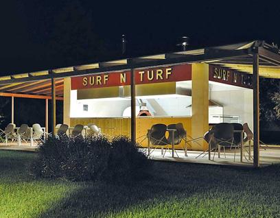 Surf 'n' Turf – Ristorante & Grill